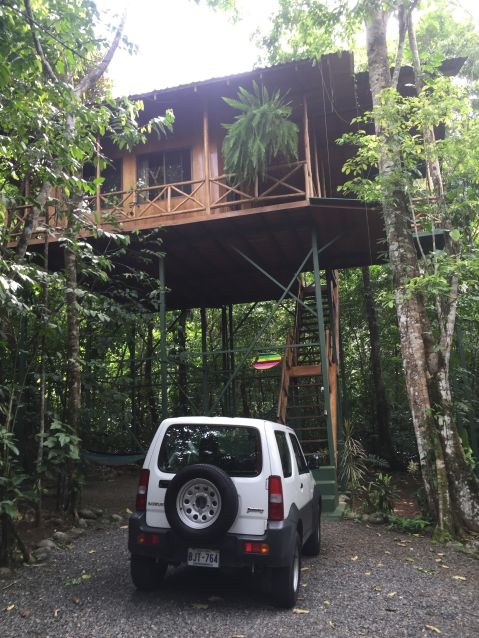 Treehouses Hotel, Arenal, Costa Rica