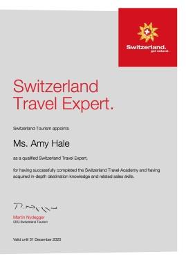 certificate_Switzerland_Travel_Expert_Amy_Hale_2019